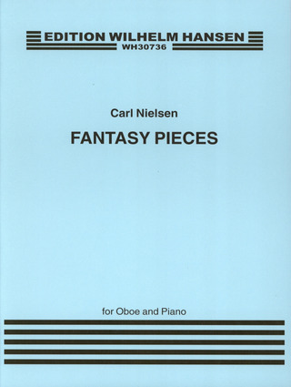 Carl Nielsen: Two Fantasy Pieces Op. 2