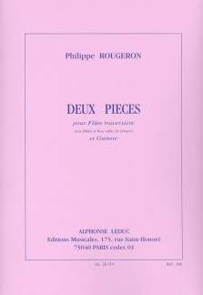 Philippe Rougeron: 2 Pieces