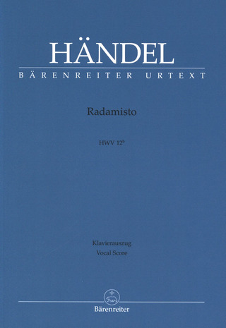 George Frideric Handel: Radamisto