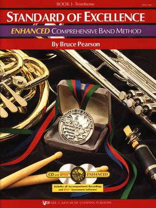 Bruce Pearson: Standard Of Excellence 1 - Enhanced