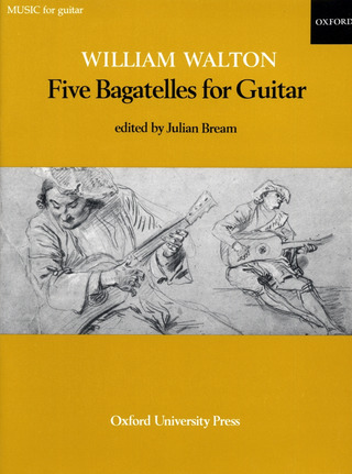 William Walton: Five Bagatelles for Guitar