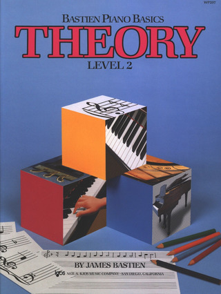 James Bastien: Bastien Piano Basics – Theory 2