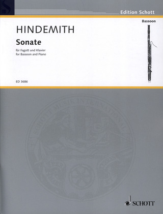 Paul Hindemith: Sonate (1938)