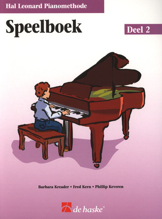 Barbara Kreader et al.: Hal Leonard Pianomethode 2