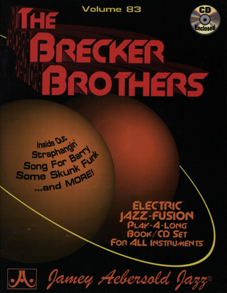 Jamey Aebersold: Brecker Brothers