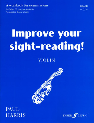 Paul Harris: Improve Your Sight-Reading - Grade 1