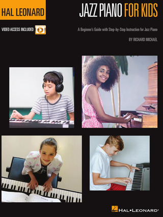 Richard Michael: Hal Leonard Jazz Piano for Kids