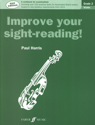 Paul Harris: Improve Your Sight-Reading - Grade 2