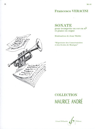 Francesco Maria Veracini: Sonate