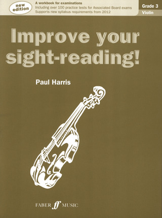 Paul Harris: Improve Your Sight-Reading - Grade 3