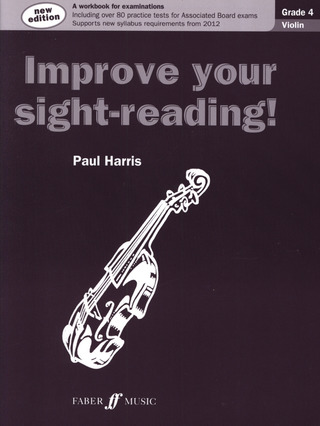 Paul Harris: Improve Your Sight-Reading - Grade 4