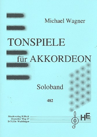Wagner Michael: Tonspiele