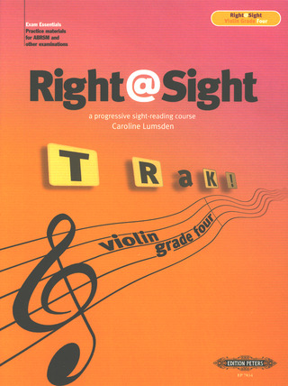 Caroline Lumsden: Right@Sight: Violin 4