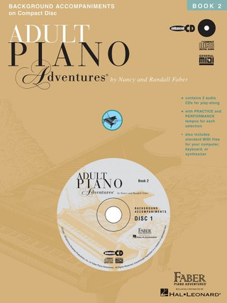 Nancy Faber et al.: Adult Piano Adventures: All-In-One Lesson 2