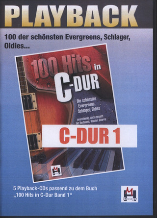 100 Hits In C-Dur 1 – Playback