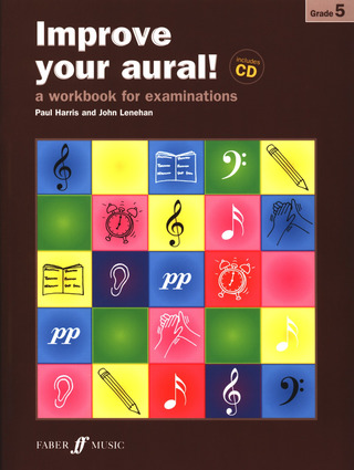 Paul Harris y otros.: Improve Your Aural 5