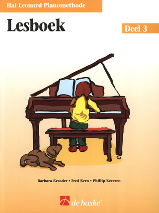 Barbara Kreader et al.: Hal Leonard Pianomethode 3