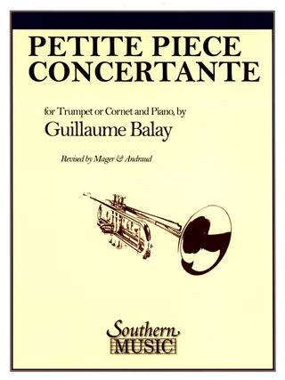 Guillaume Balay: Petite Piece Concertante