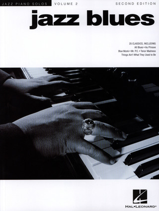 Jazz Piano Solos 2: Jazz Blues (Second Edition)