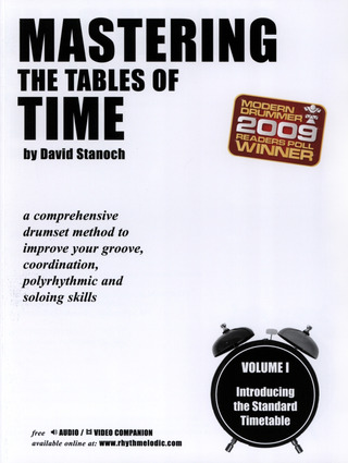 David Stanoch: Mastering the Tables of Time 1
