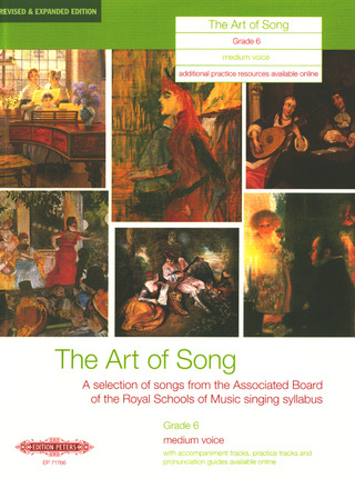 The Art of Song – mittlere Stimme