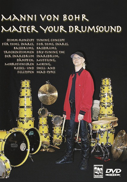 Bohr Manni Von: Master Your Drumsound