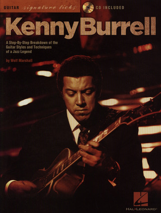 Kenny Burrell – Signature Guitar Licks