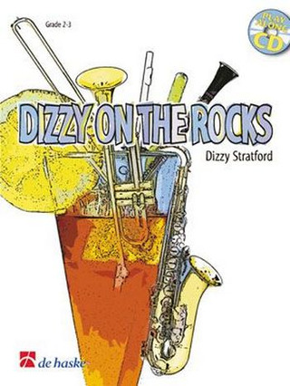 Dizzy Stratford: Dizzy Stratford Dizzy on the Rocks Piano Accompaniment Buch