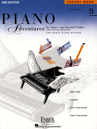 Randall Faber et al.: Piano Adventures 2A – Theory