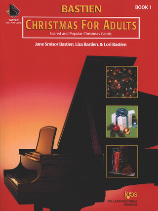 Jane Smisor Bastien y otros.: Christmas for Adults 1