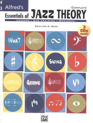 Shelly Berg: Alfred's Essentials of Jazz Theory 1–3