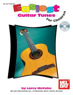 Larry McCabe: Easiest Guitar Tunes For Children