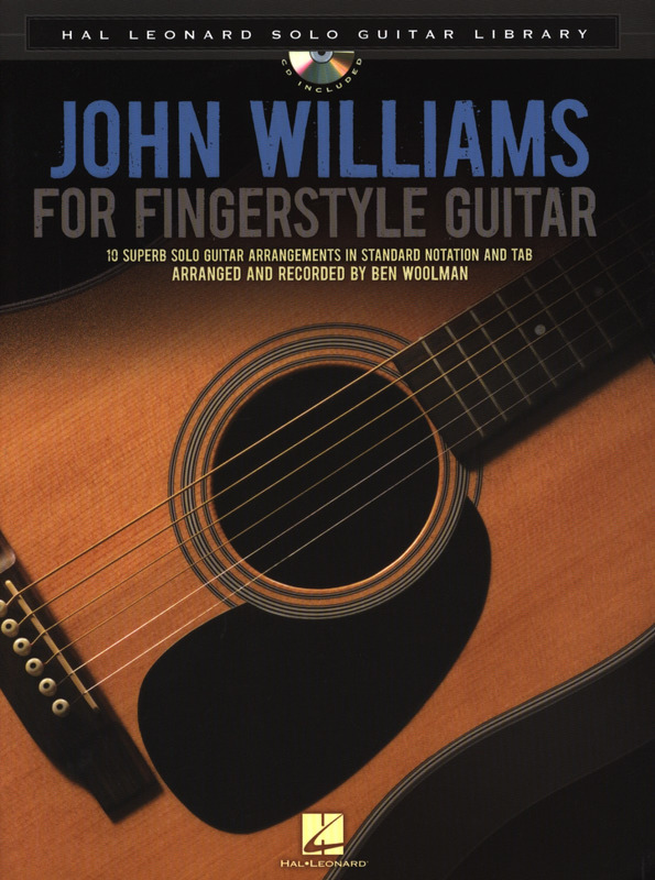 John Williams: FOR FINGERSTYLE GUITAR