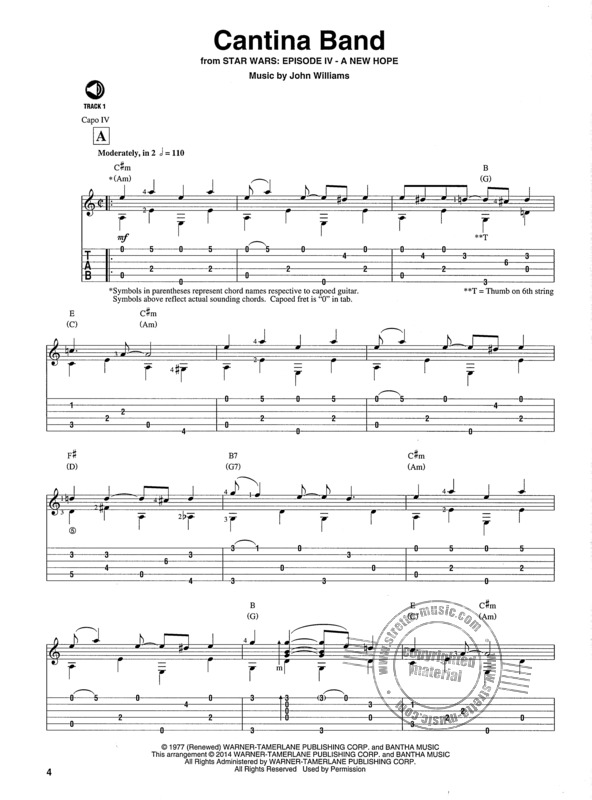 John Williams: FOR FINGERSTYLE GUITAR (1)