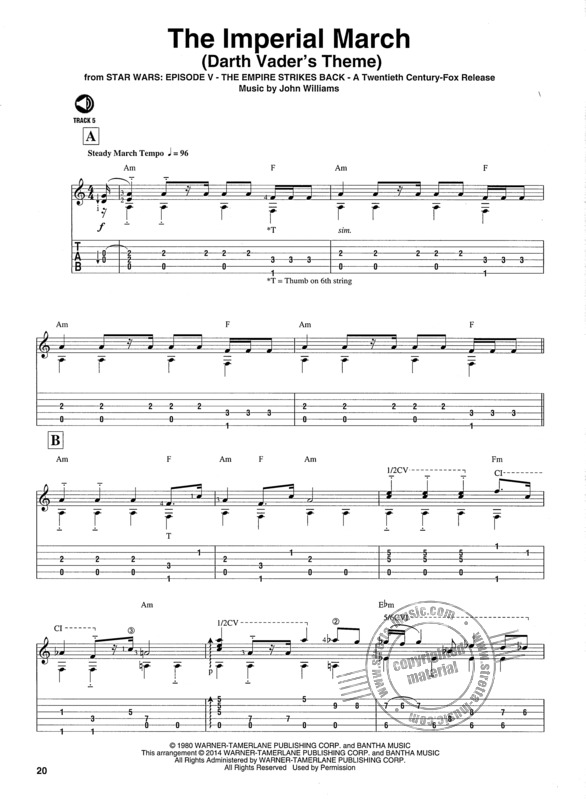 John Williams: FOR FINGERSTYLE GUITAR (2)
