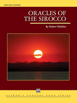 Robert Sheldon: Oracles of the Sirocco
