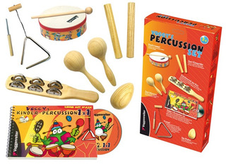 Yasmin Abendroth: Voggy's Kinder-Percussion-Set