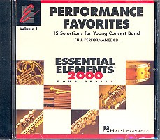 Performance Favorites 1