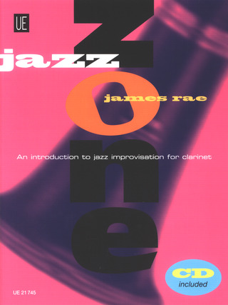 James Rae: Jazz Zone – Klarinette