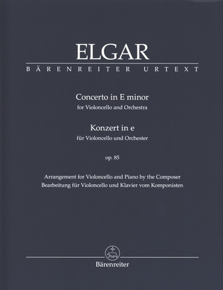 Edward Elgar: Concerto in E minor op. 85