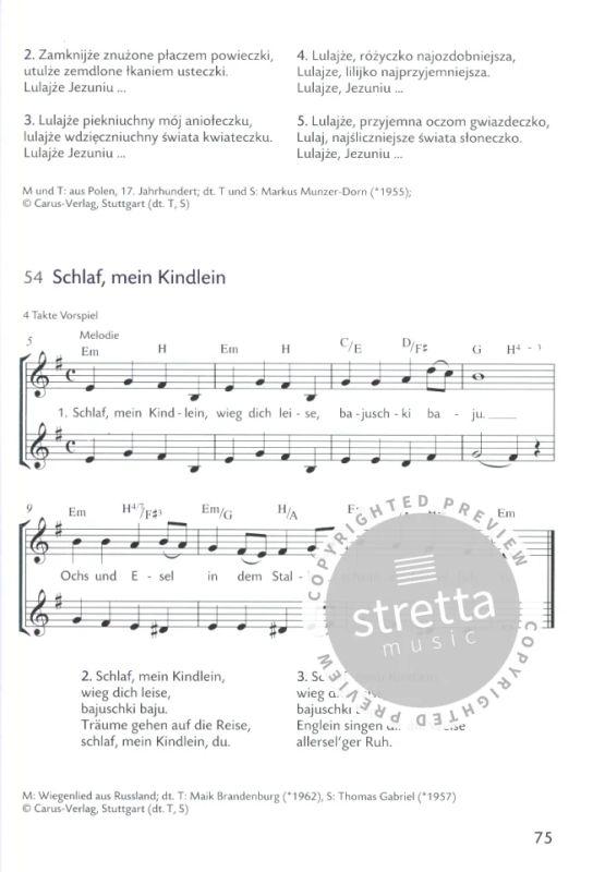 Klassische Weihnachtslieder Für Kinder.Weihnachtslieder Für Kinder Im Stretta Noten Shop Kaufen