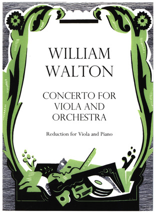William Walton: Concerto for Viola and Orchestra