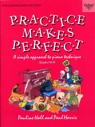 Paul Harris m fl.: Practice makes perfect