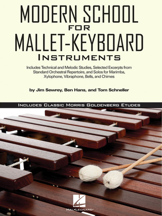 Morris Goldenberg: Modern School for Mallet-Keyboard Instruments
