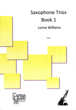 Lynne Williams: Saxophone Trios Book 1