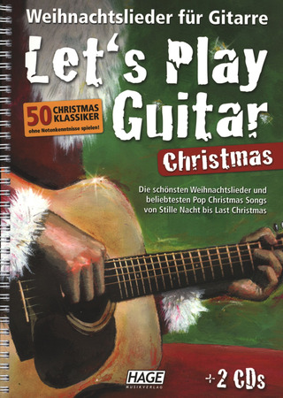 Let's Play Guitar - Christmas