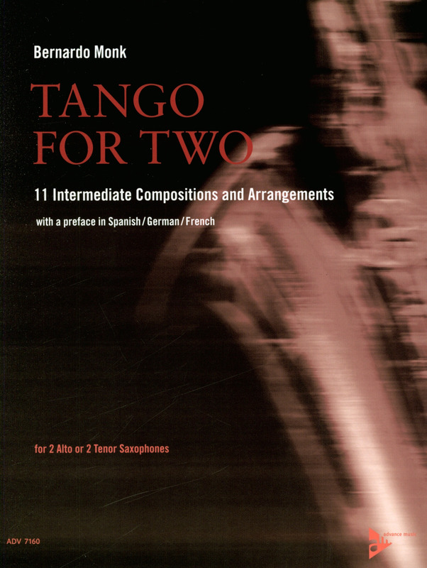 Bernardo Monk: Tango for Two