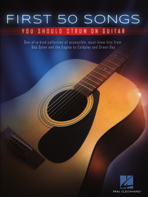 One-of-a-kind Collection of Accessible Must-know Hits from the Beatles and Merle Travis to James Taylor and Leo Kottke First 50 Songs You Should Fingerpick on Guitar