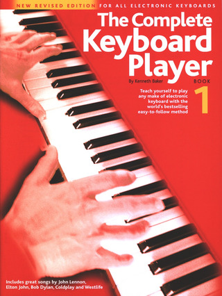 Kenneth Baker: The Complete Keyboard Player 1