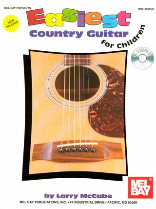 Larry McCabe: Easiest Country Guitar For Children